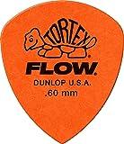 Jim Dunlop Tortex Flow Standard .60mm Guitar Picks (558P.60)