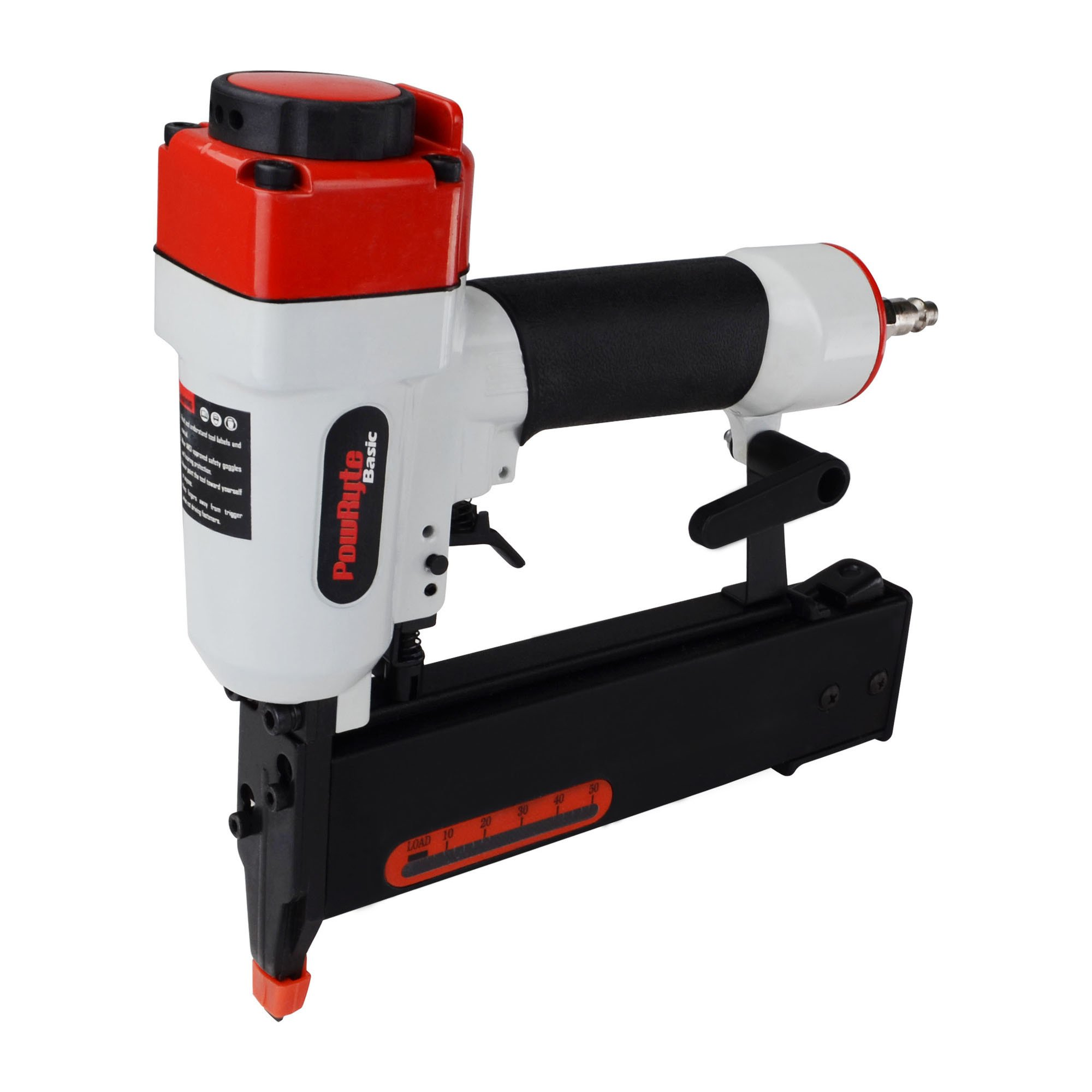 PowRyte 16 Gauge Straight Air Finish Nailer - 3/4-Inch to 2-Inch by PowRyte (Image #1)