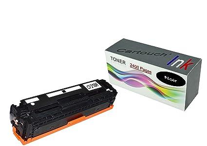Toner Compatible CF210 A Color Negro para Impresora Canon y ...