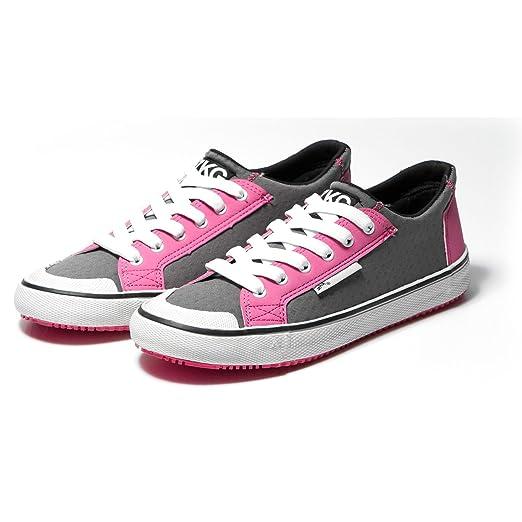 ZKG Sailing Shoes Wet Shoes - Grey/Pink 9.5UK/43.5EU
