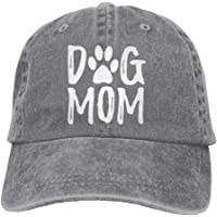 4d641e87137b87 Splash Brothers Customized Unisex Dog Mom Vintage Jeans Adjustable Baseball  Cap Cotton Denim Dad Hat