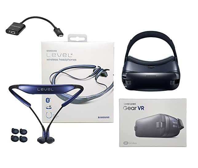 Amazon com: Samsung Gear VR Virtual Reality - 360 2D & 3D