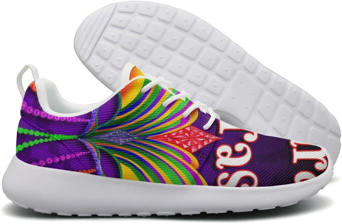 GDDF HXB - Zapatillas de Running para Hombre, diseño de Bandera de ...