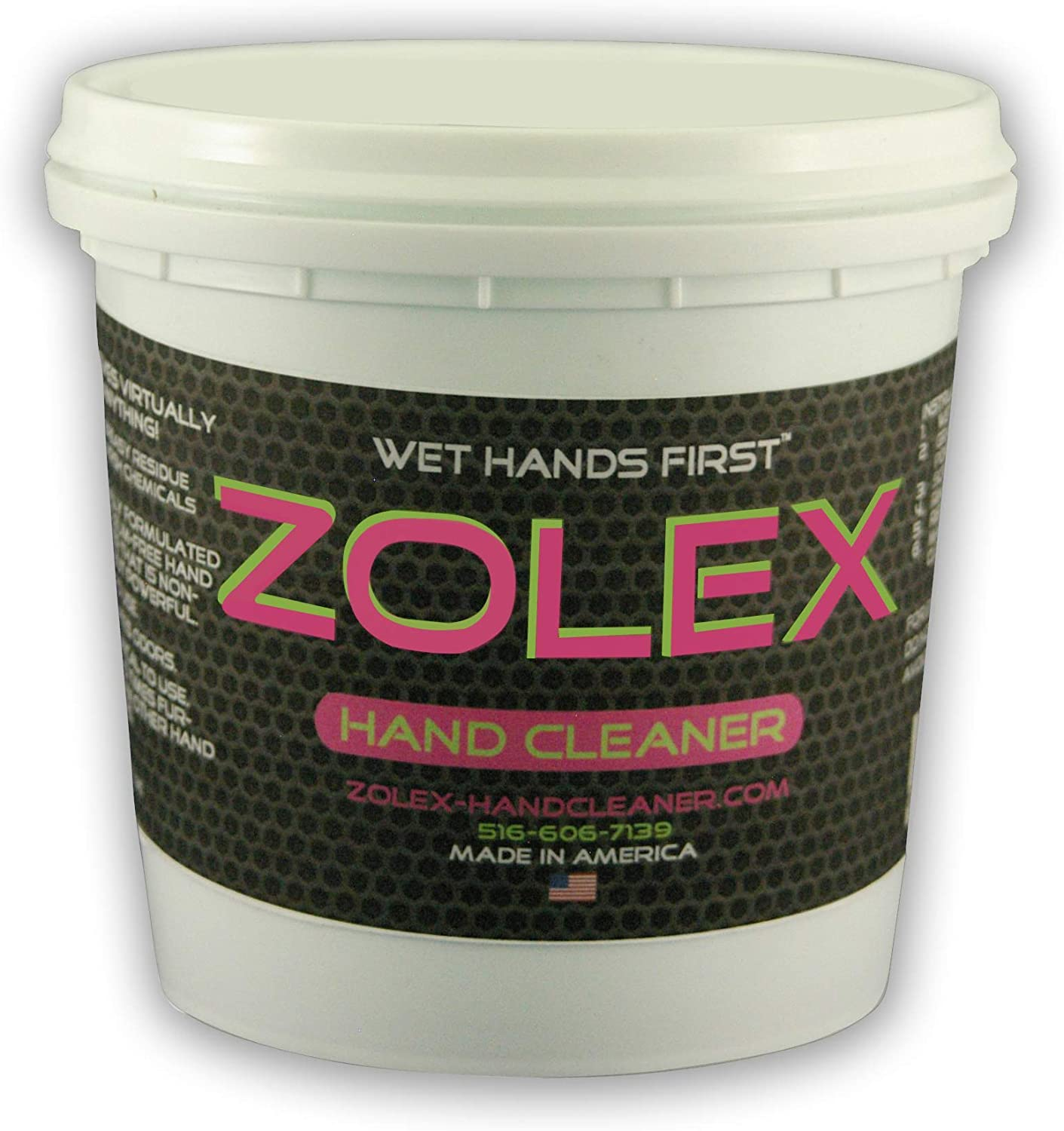best hand cleaner for car mechanics Zolex Water Activated Hand Cleaner