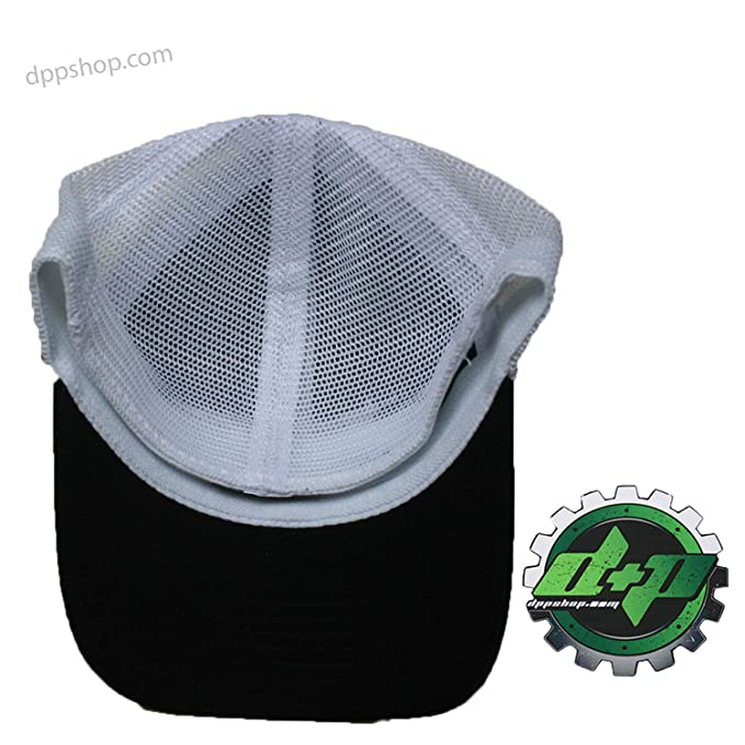 Amazon.com   Cummins S M Detroit Diesel Fitted Ball Cap semi Trucker hat  Gear mesh Flex fit Stretch   Sports   Outdoors 783b231b30f4