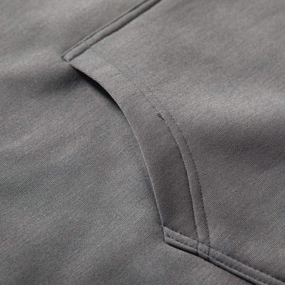 PASATO Mens Autumn Winter Printed Long Sleeve Leisure Sweatshirt Outwear Blouse