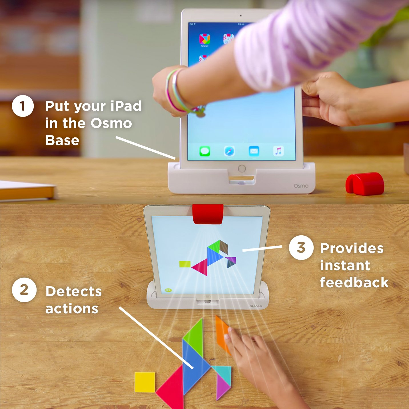 Right Brain Home Practice Activities - Osmo