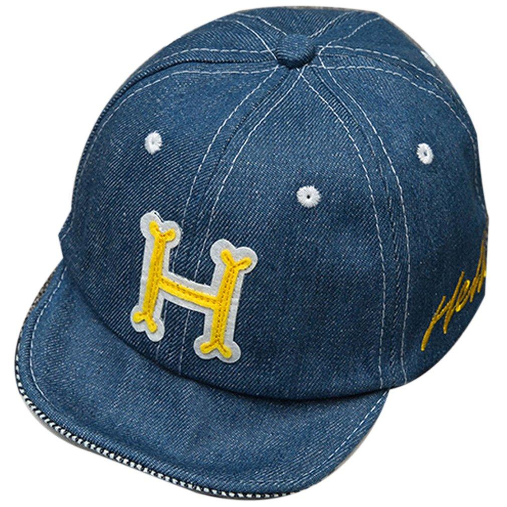 Belsen Child Soft Cartoon Baseball caps Baby Flat-Brimmed hat