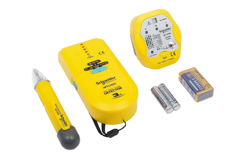 Schneider Electric IMT23010 - Herramienta de medición y distribución: Amazon.es: Industria, empresas y ciencia