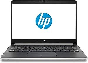 """HP 14-df0013cl 14"""" Notebook, Intel Pentium Silver N5000, 4GB RAM, 64GB Flash Memory (5DD32UA#ABA)"""