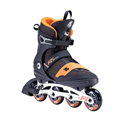 K2 Skate F.I.T. 80 Alu Inline Skate : Sports & Outdoors