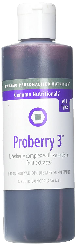 D Adamo Personalized Nutrition Proberry 3 8 Fl oz
