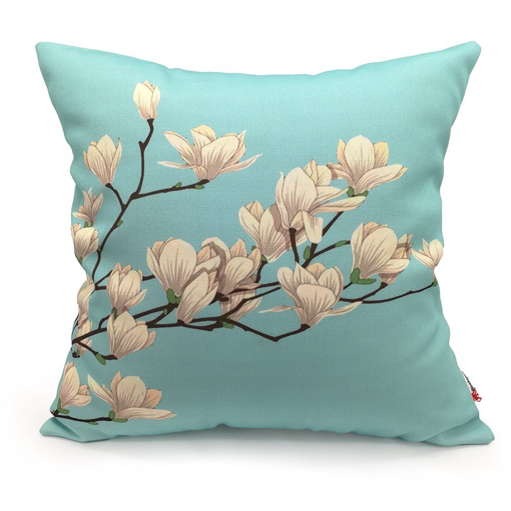 Monkeysell 2018 Original Waterproof Fabric Decoration Pillow cover,Double-sided pattern Cactus + LOVE Throw Pillow Case Cushion Cover 18\