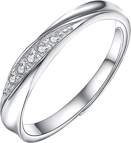 Amazon Com Yoursfs Nature Wedding Ring His And Hers Sterling