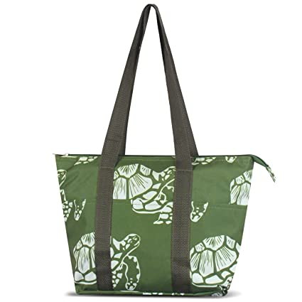 Image Unavailable. Image not available for. Color  Zodaca Large Insulated  Lunch Tote Bag ... 78d04cf242777