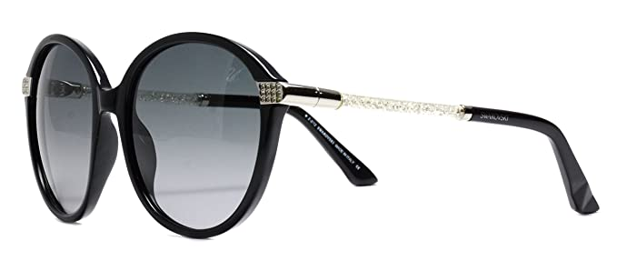 0c27ffbdb85b Image Unavailable. Image not available for. Color: SWAROVSKI for woman  sk0044 - 01B, Designer Sunglasses Caliber 57