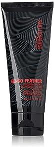 Shu Uemura Kengo Feather Tenacious Hold Lightweight Cream for Unisex, 3.4 Ounce
