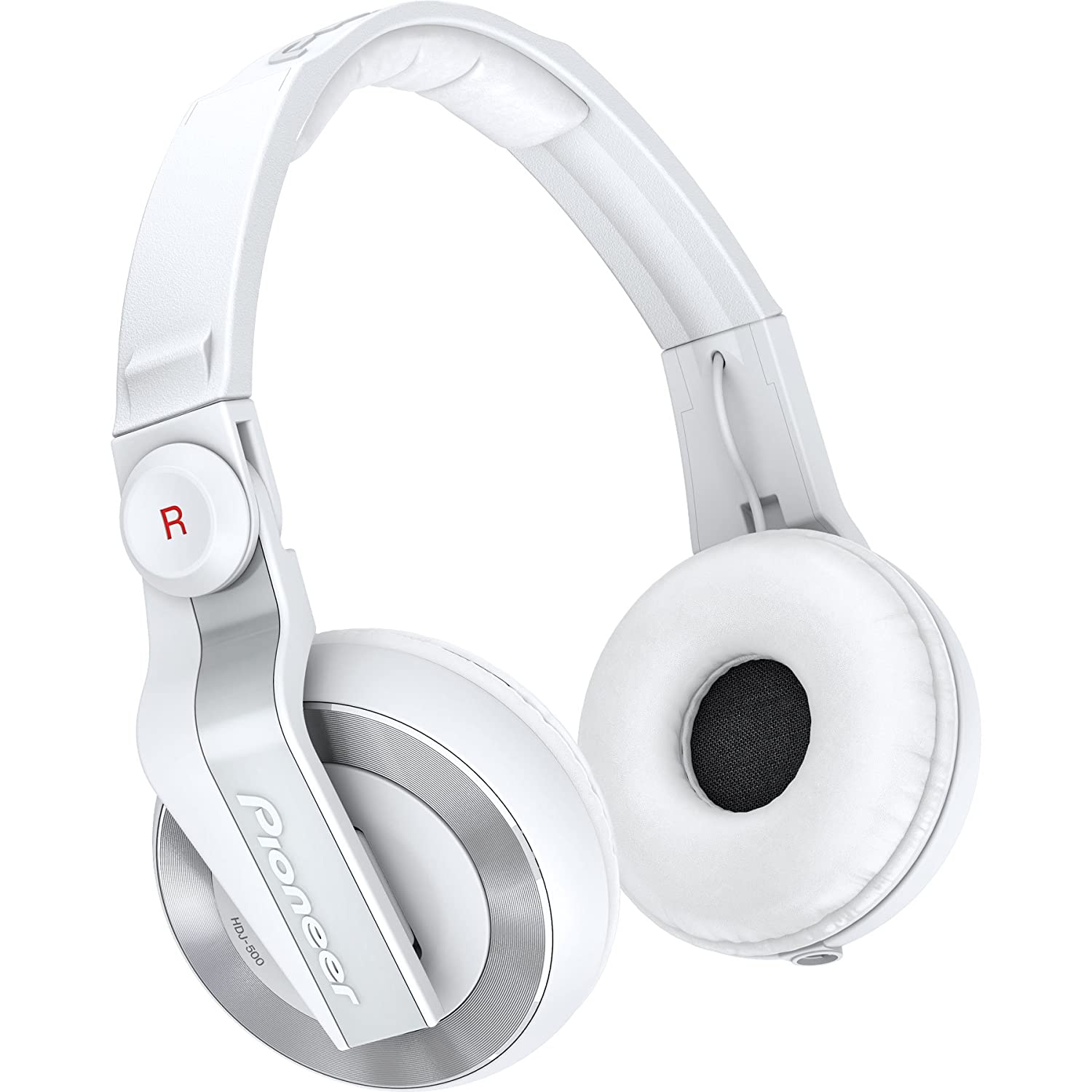 Pioneer / Pioneer HDJ-500 (HDJ500) White DJ headphones (japan import) Dealtz HDJ-500W