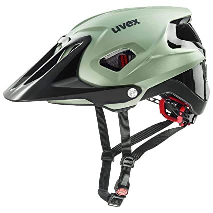 Uvex Unisex - Casco de Ciclismo Quatro Integral, Color Verde ...