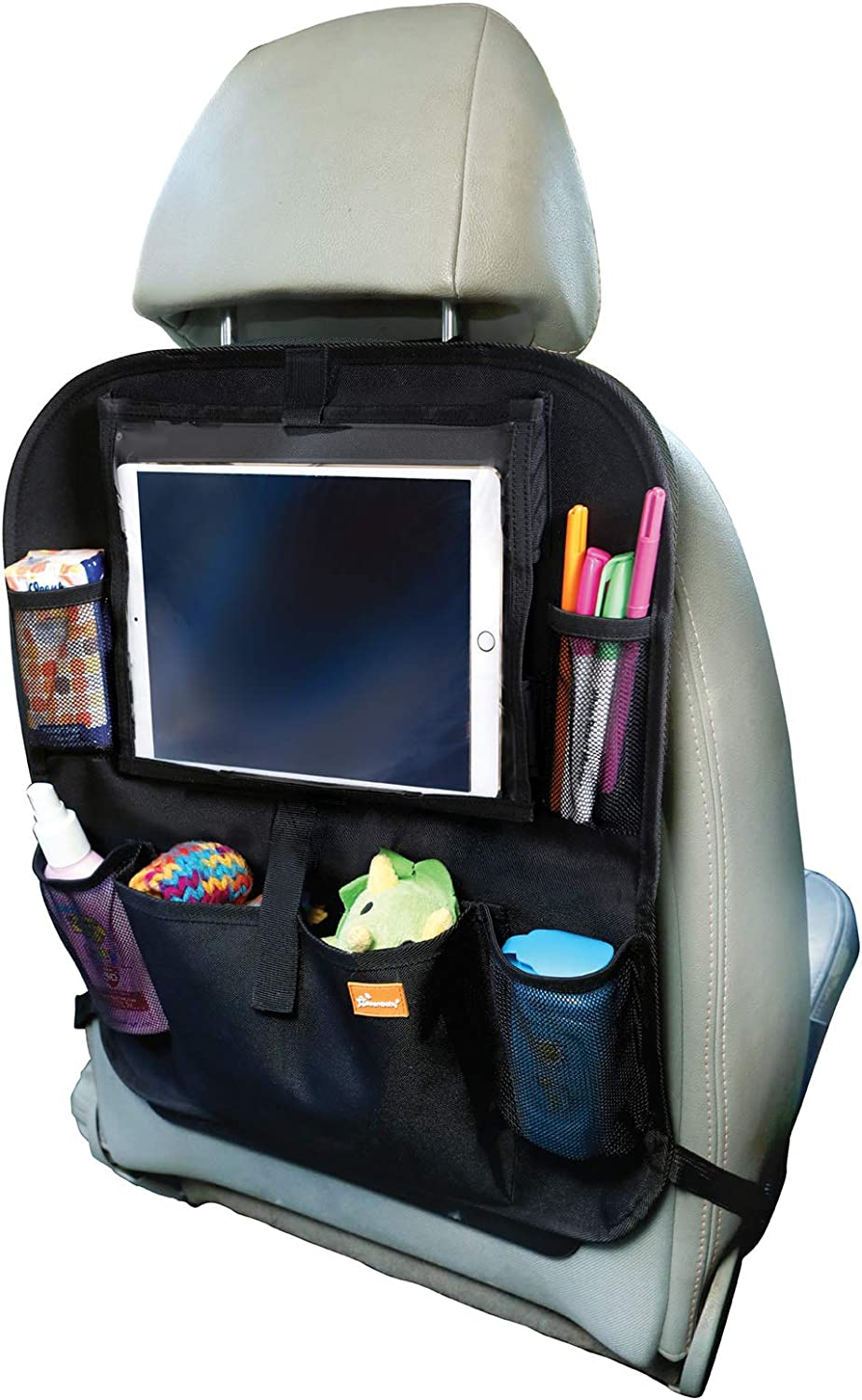 Dreambaby CAR BACK SEAT ORGANISER WITH TABLET HOLDER