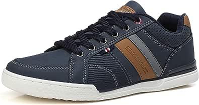 AX BOXING Sneakers Hombre Zapatos Casual Zapatillas Moda Ligero Deporte Gimnasio Running Tamaño 41-46
