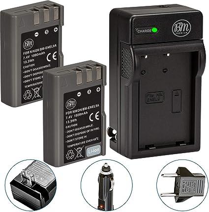 Batteria Nikon EN-EL9a ORIGINALE D40 D60 D3000 D5000