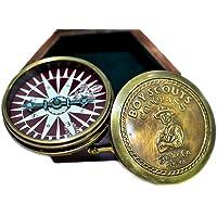 Brass Copper Dail Compass (3.855 cms)