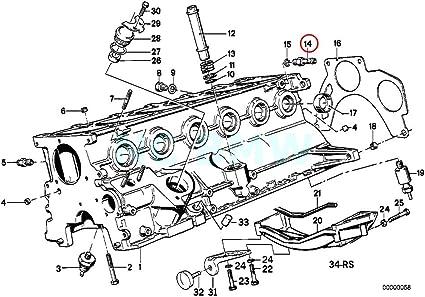 Original BMW Schlauchverbinder