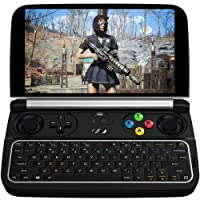 "GPD Win 2 [256GB M.2 SSD Storage-Aug 20th Update] Mini Handheld Video Game Console Gameplayer 6"" Laptop Notebook Tablet PC CPU M3-7y30 lntel HD Graphics 615 Windows 10 Bluetooth 4.2 8GB/256GB"