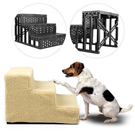 Mvpower Scala Animale Ladder Rampa Step Dog Stairs Da Giardino Passo