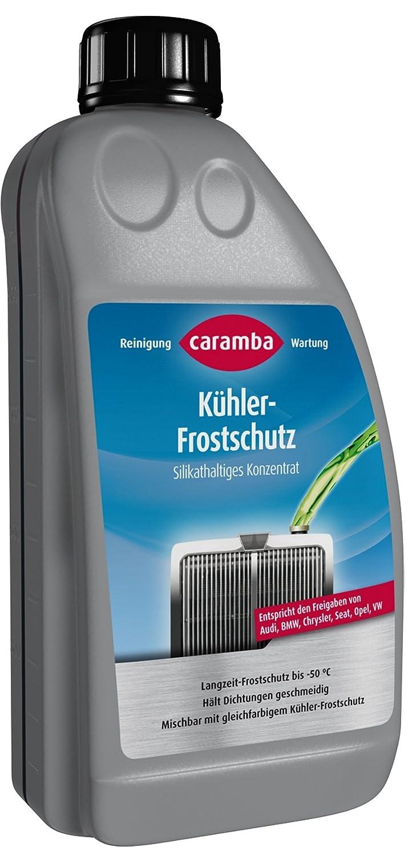 Caramba 69609801 - Anticongelante para radiador (con silicato), color verde: Amazon.es: Coche y moto