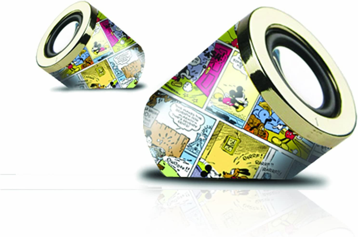 Disney Mickey Mouse 2.0 USB Speakers