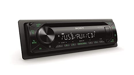Sony cdxg1302u autoradio con cd ingresso aux e usb android music