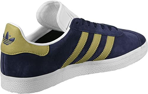 adidas gazelle bleu marine et jaune