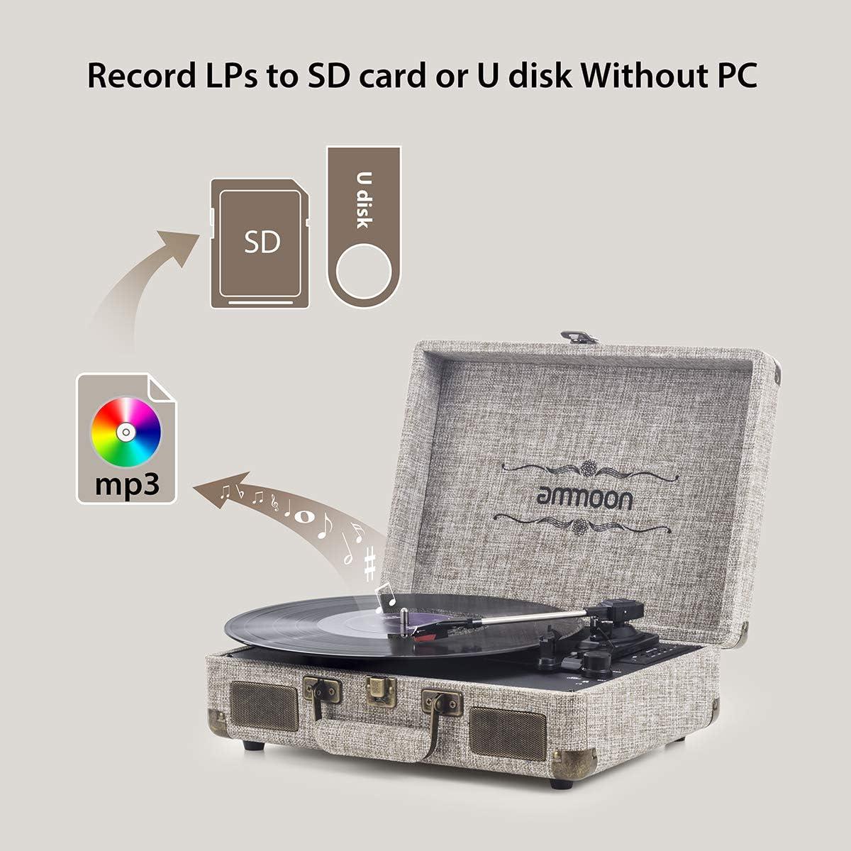 toca discos vinilos