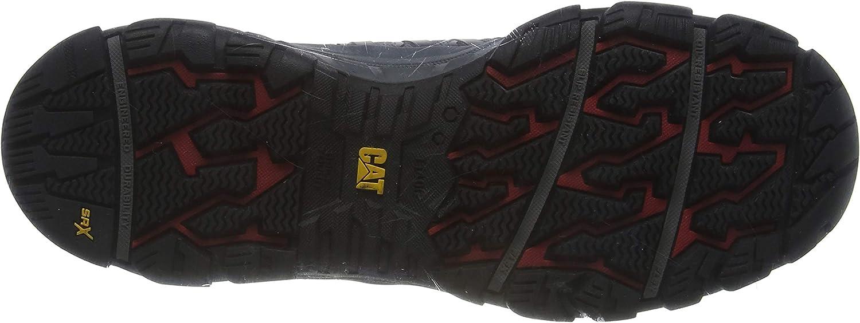 Cat Footwear Herren Induction Nt S1p Bau-Stiefel