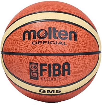 Molten BGM Basketball, Indoor/Outdoor, FIBA Approved by Molten ...