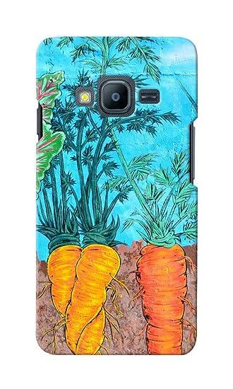 Cimacase Veggie Wallpaper Designer 3d Printed Case Amazon In Electronics