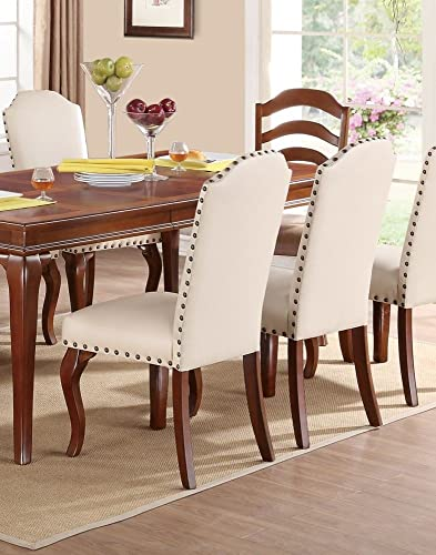 Poundex Dining Chairs, Multicolor