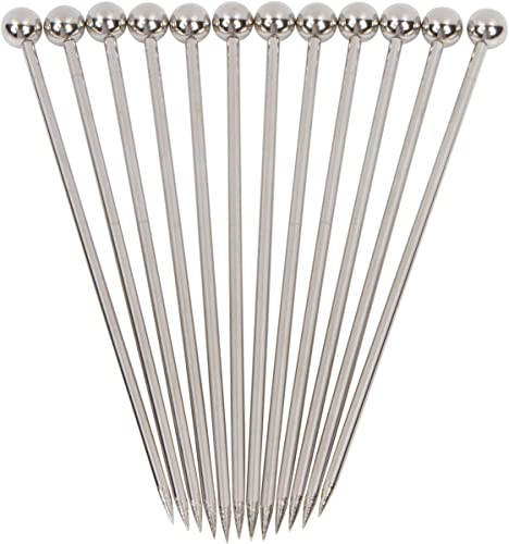 Top Shelf Bar Supply Store Stainless Steel Cocktail Picks