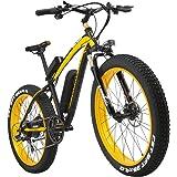 LANKELEISI XF4000 Snow Bike Fat Tires Mountain Bicycle Motor 500W 48V 7-Speed Li-Battery Powerful E-bike Electric Bike mountain bike