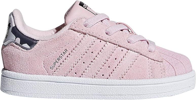 adidas superstar bambina rosa