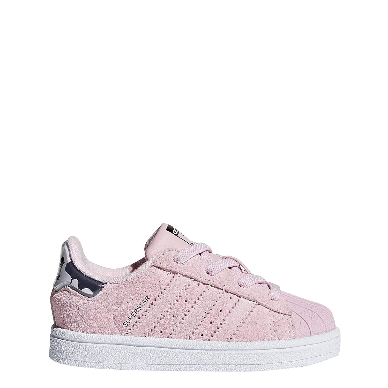 Zapatillas de Estar por casa Unisex beb/é adidas Superstar El I