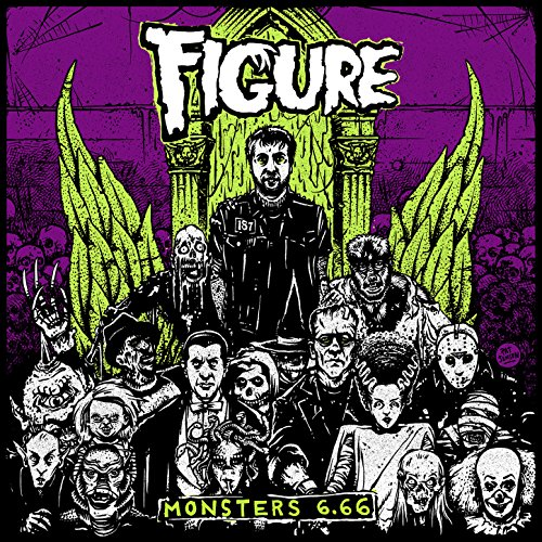 Figure: Monsters 6.66 [Explicit]