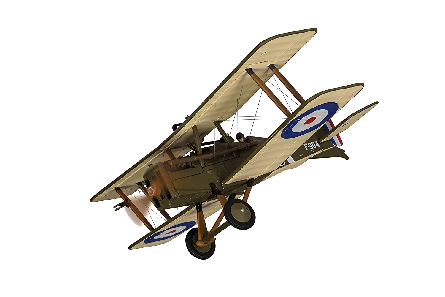 Corgi aa37708 SE5 A f-904 Major C E M pickthorn (MC) Nr. 84 Squadron Frankreich November 1918 100 Years of RAF Druckguss Modell yes