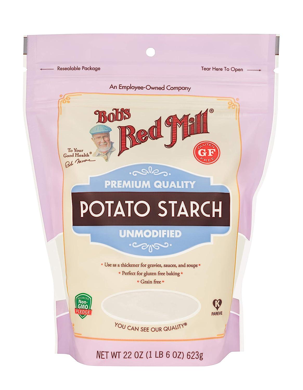 Bob's Red Mill, Potato Starch, 22 Ounce