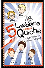 5 Lesbians Eating a Quiche Paperback
