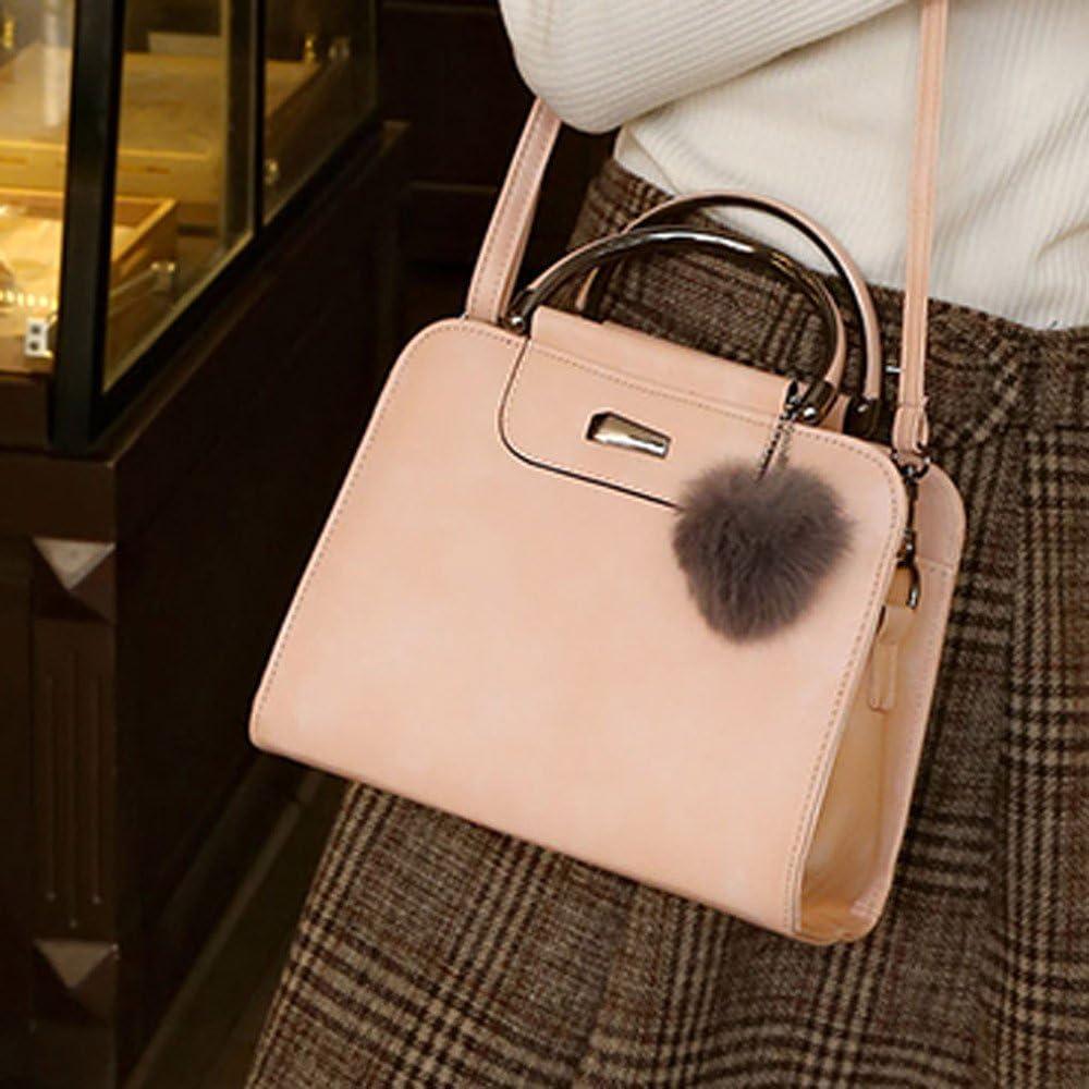 Womens Bags HOSOME Lady Women Leather Shoulder Bag Tote Purse Crossbody Messenger Handbag
