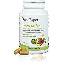 SanaExpert LeberVital Pro, Suplemento Nutricional para el Hígado
