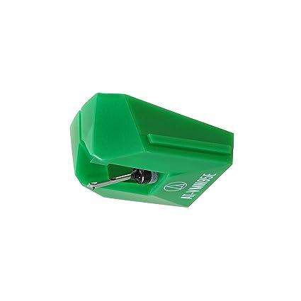 Audio-Technica AT-VMN95E - Lápiz óptico elíptico de Repuesto o actualización para Cartuchos de la Serie VM95 (AT-VMN95E Elliptical Stylus)